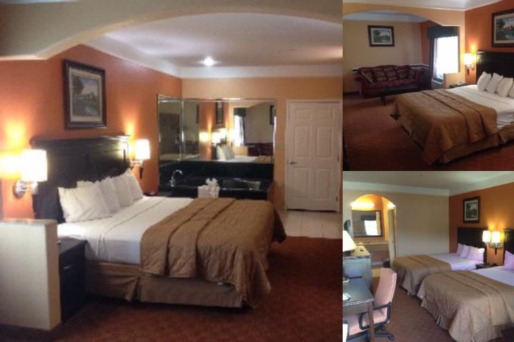 Rodeway Inn & Suites Alvin photo collage