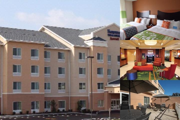 Fairfield Inn & Suites by Marriott Harrisonburg photo collage
