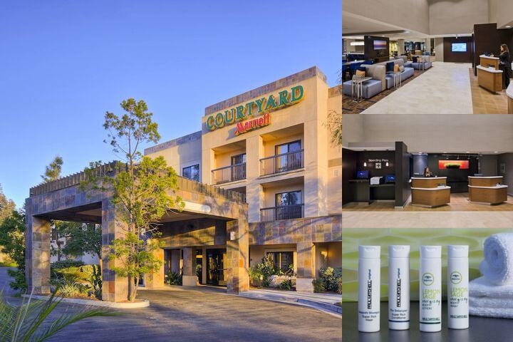 Courtyard by Marriott Carlsbad photo collage