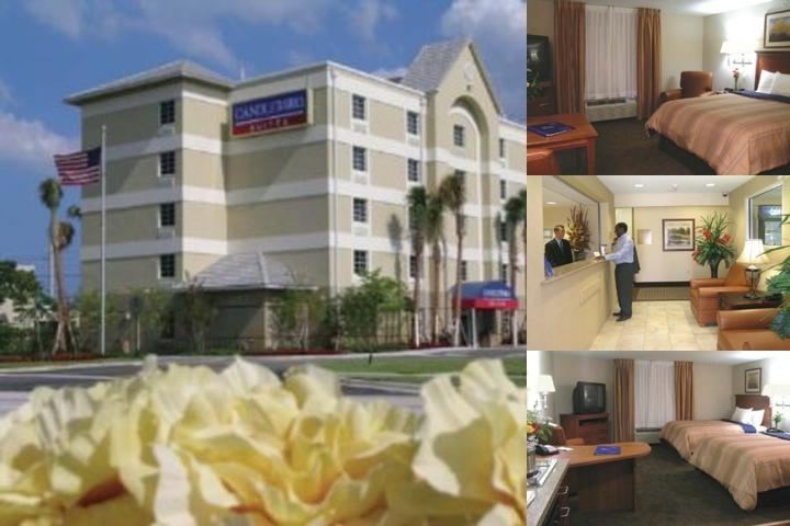 Candlewood Suites Ft. Lauderdale Airport / Cruise Hotel View