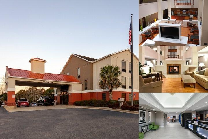 Holiday Inn Express Milton photo collage