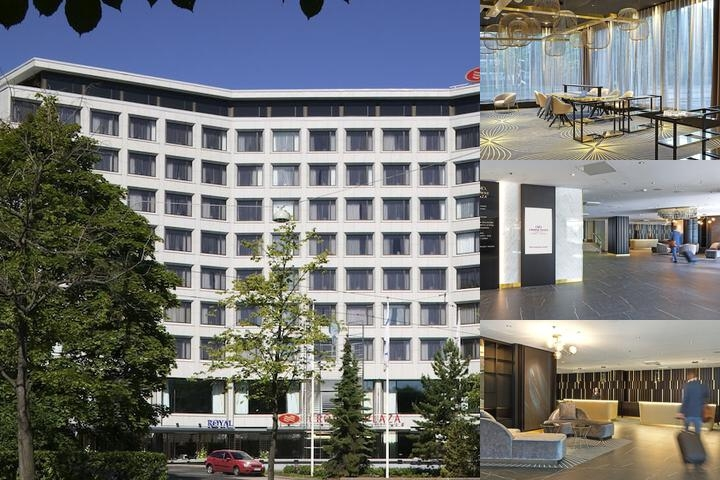 Crowne Plaza Helsinki photo collage