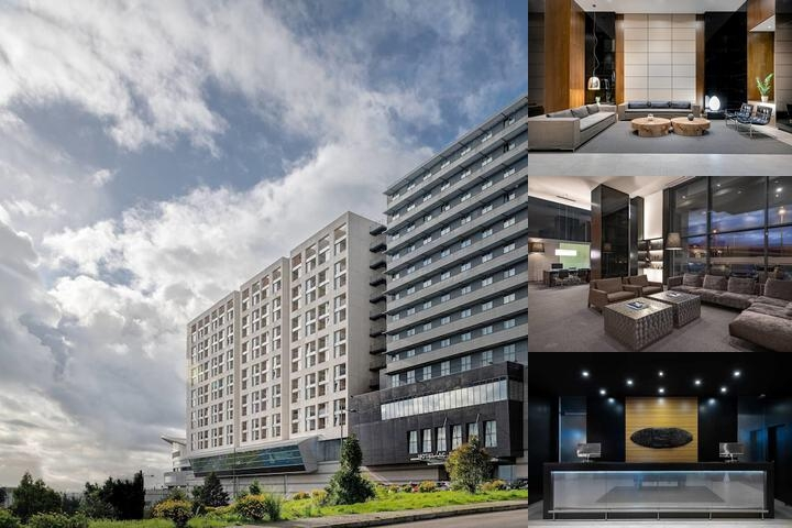 Ac Hotel Porto by Marriott photo collage