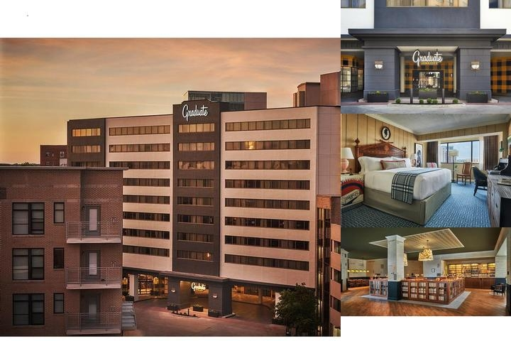 Sheraton Iowa City photo collage