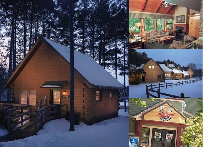 Christmas Mountain Village Wisconsin Dells Wi S944
