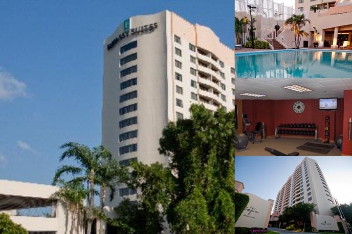 Embassy Suites Tampa Airport Westshore photo collage