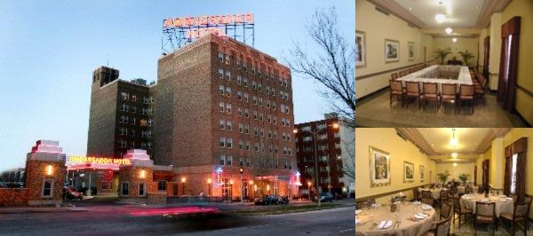 Ambassador Hotel photo collage
