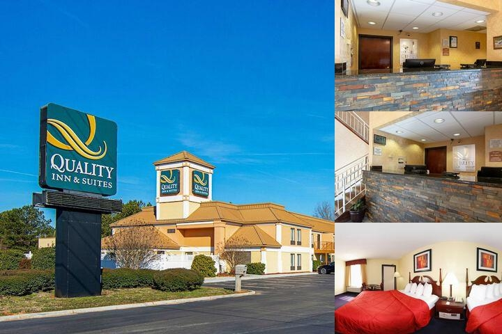 Quality Inn Suites Photo Collage