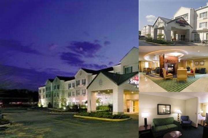 Springhill Suites Chesapeake / Suffolk photo collage