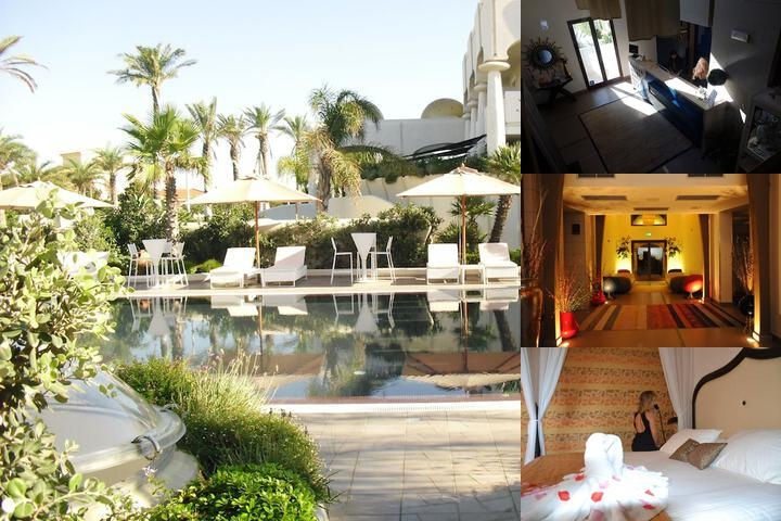Visir Resort & Spa photo collage