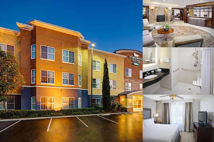 Homewood Suites by Hilton Carlsbad photo collage