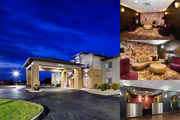 Best Western Plover Hotel & Conference Center photo collage