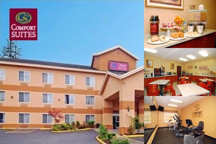 Comfort Suites Sw Portland photo collage