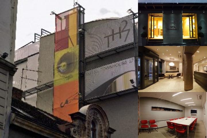 Townhouse 27 photo collage