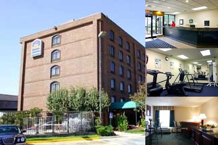 Best Western Springfield Virginia photo collage