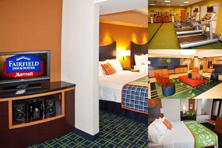 Fairfield Inn & Suites Rockford photo collage