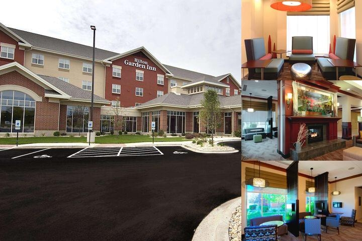 Hilton Garden Inn Rockford photo collage