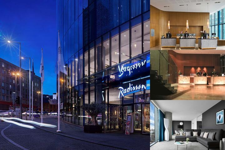 Radisson Blu Hotel Birmingham photo collage