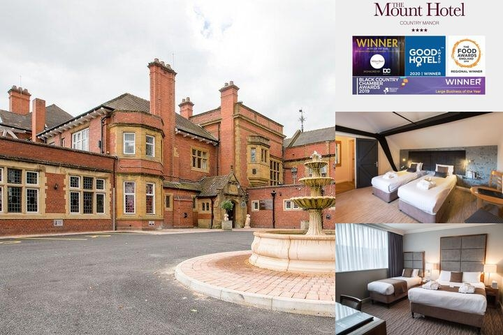 The Mount Hotel photo collage