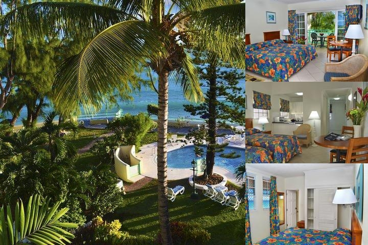 Blue Orchids Beach Hotel photo collage