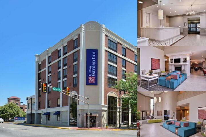 Hilton Garden Inn Terre Haute photo collage
