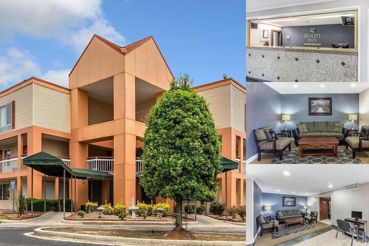 Quality Inn Homewood photo collage