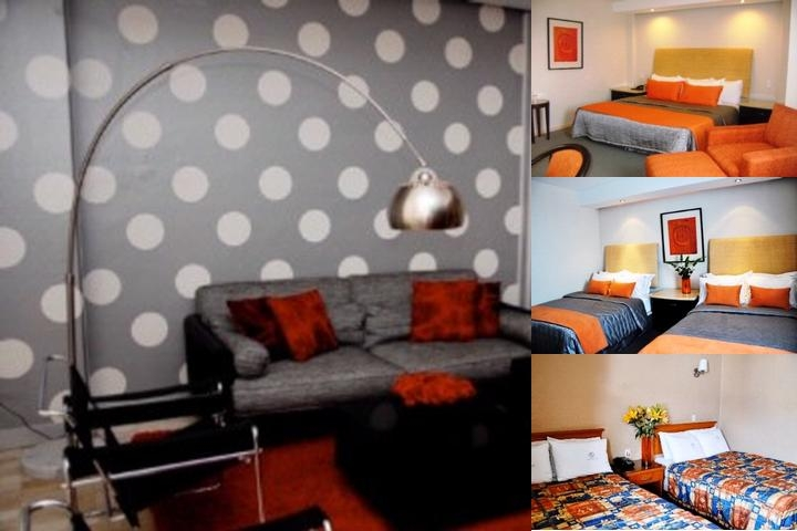 Gran Hotel Los Reyes photo collage