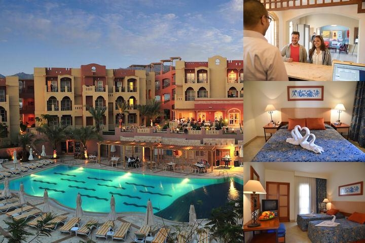 Marina Plaza Hotel photo collage