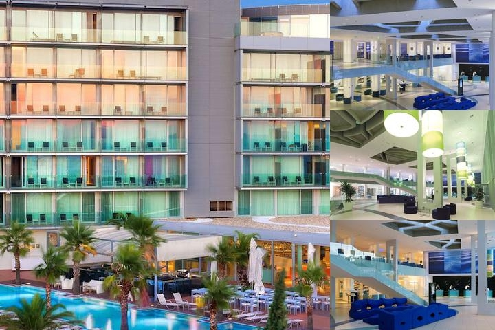 Radisson Blu Resort Split photo collage