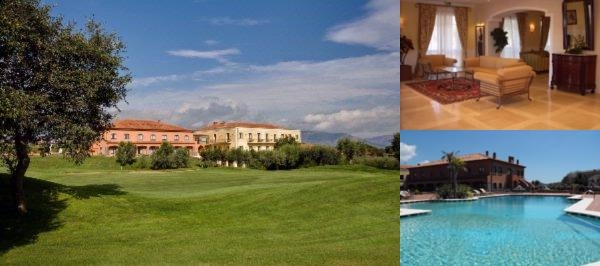 Il Picciolo Etna Golf Resort photo collage