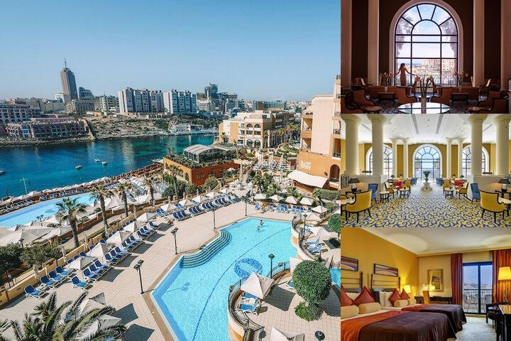 Corinthia Hotel St. George's Bay photo collage