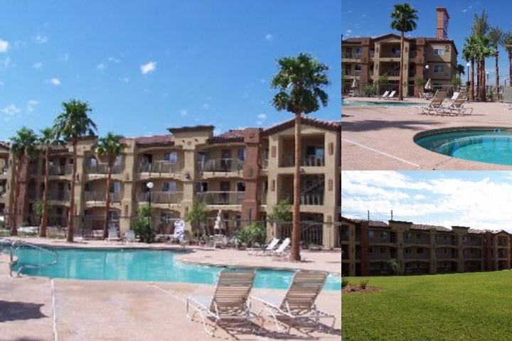 Siena Suites photo collage