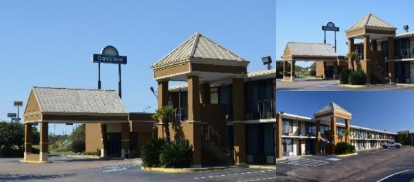 Days Inn of Lafayette photo collage
