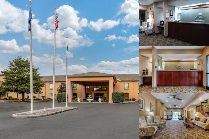 Quality Inn Suites Benton Ky 173 Carroll 42025