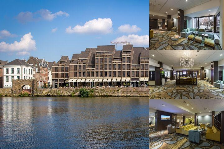 Crowne Plaza Maastricht photo collage