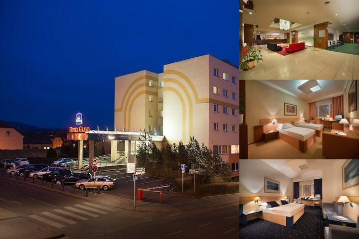 Hotel Grand Litava photo collage