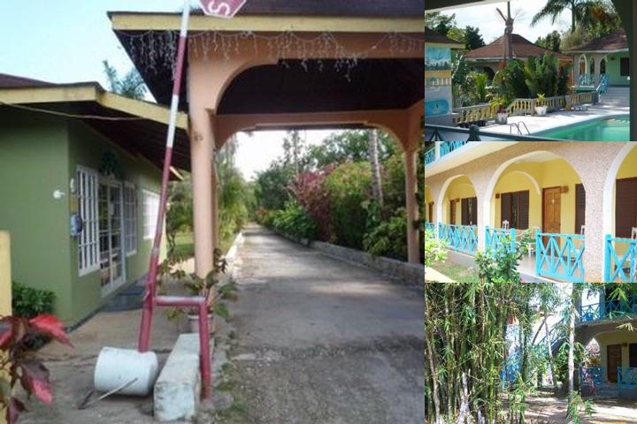 Bungalo Sungarden Resort photo collage