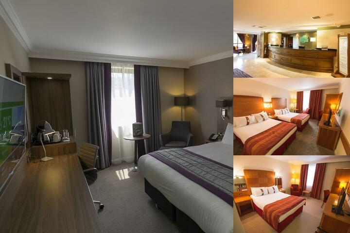 Holiday Inn Nottingham photo collage