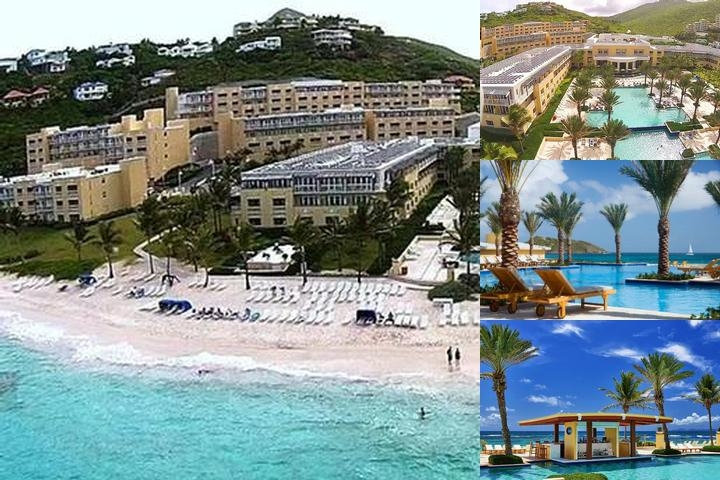 The Westin St. Maarten Dawn Beach Resort & Spa photo collage