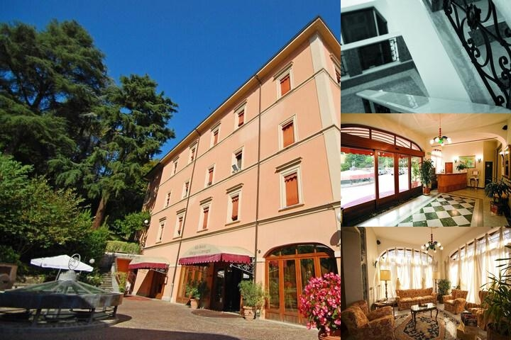 Alla Rocca Hotel photo collage