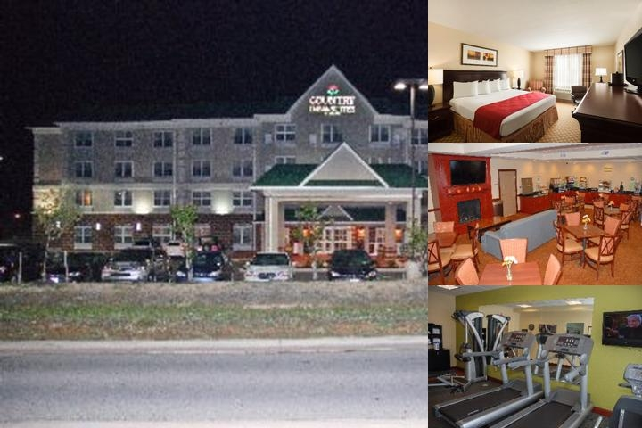 Country Inn & Suites by Carlson Lexington Park Md photo collage