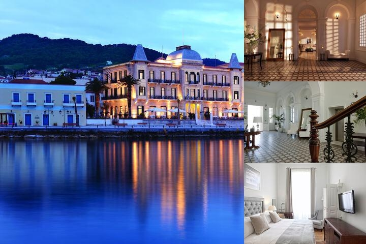 Poseidonion Grand Hotel photo collage