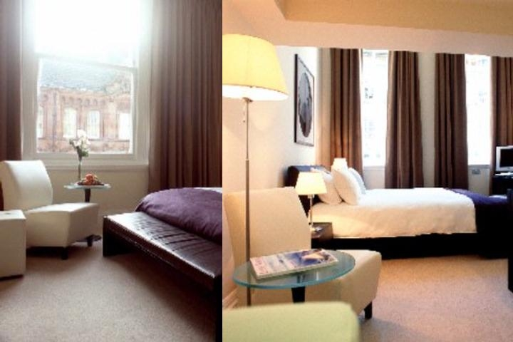 Grey Street Hotel photo collage