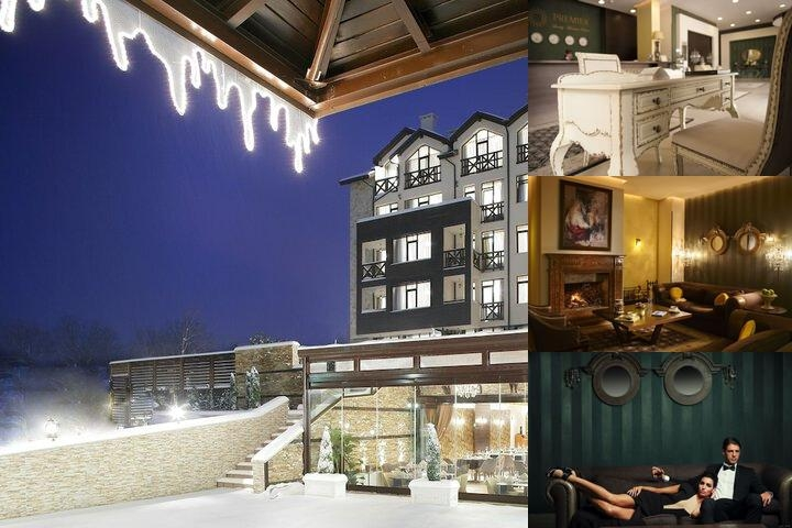 Premier Luxury Mountain Resort photo collage