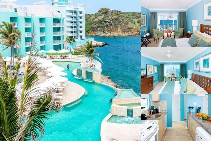 Oyster Bay Beach Resort photo collage