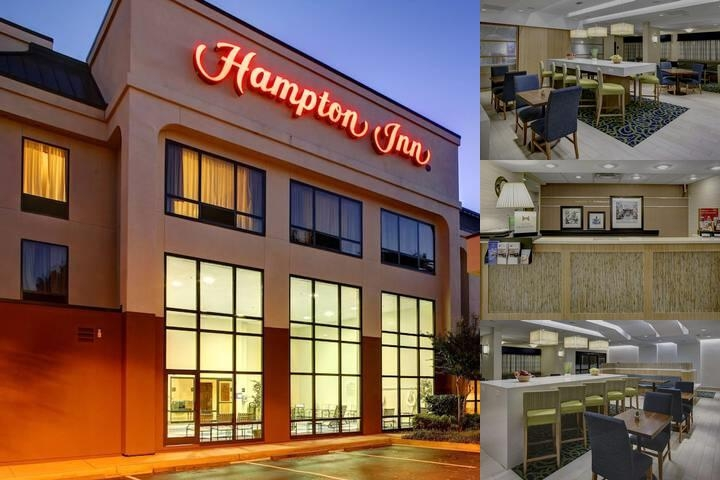 Hampton Inn Richmond Midlothian Turnpike photo collage