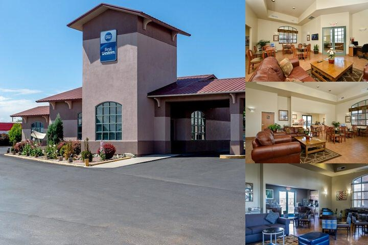 Best Western Alamosa Inn photo collage