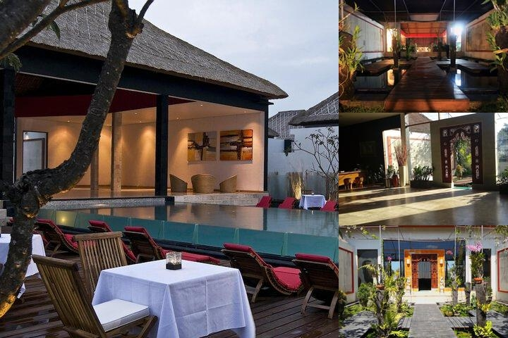 Amor Bali Villas & Spa Resort photo collage