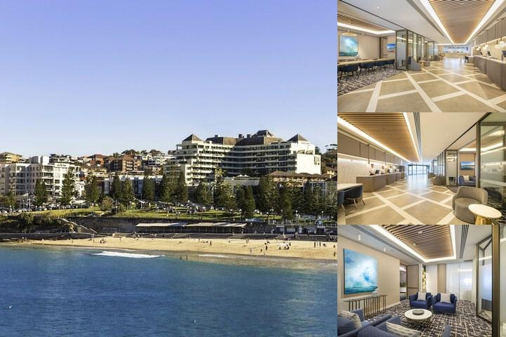 Crowne Plaza Coogee Beach photo collage