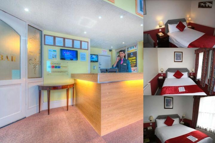 Comfort Inn Birmingham photo collage